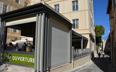 Le kiosque Japonais :  TÖST: est prêt pour le festival d'Avignon!