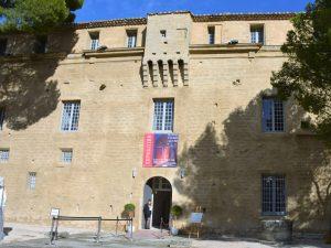 Inauguration du château de Saumane