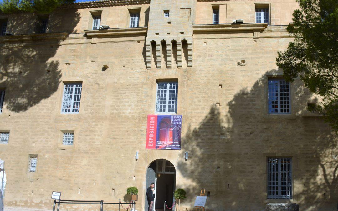 Restauration du château de Saumane: un patrimoine d'exception