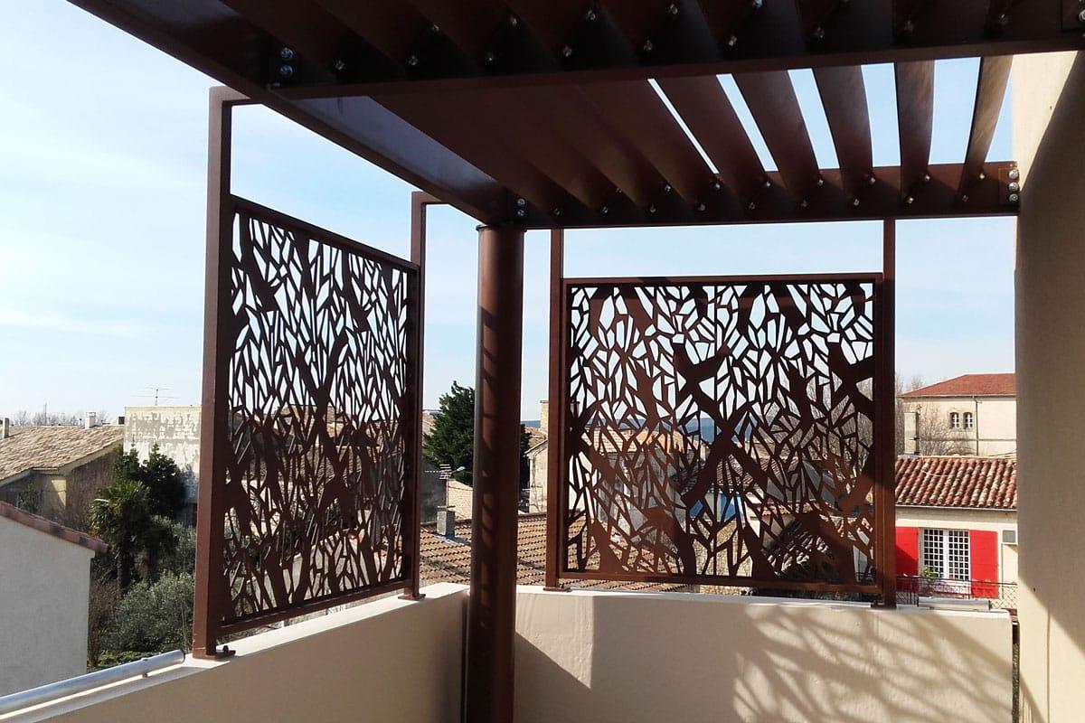 nos grilles et cl tures prot g s avec la force de l 39 acier masfer. Black Bedroom Furniture Sets. Home Design Ideas