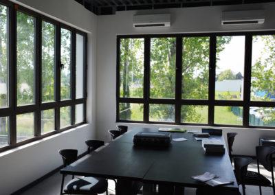 Fenêtres aluminium ouvrants cachés