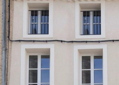 Grilles de fenêtre anti-effraction